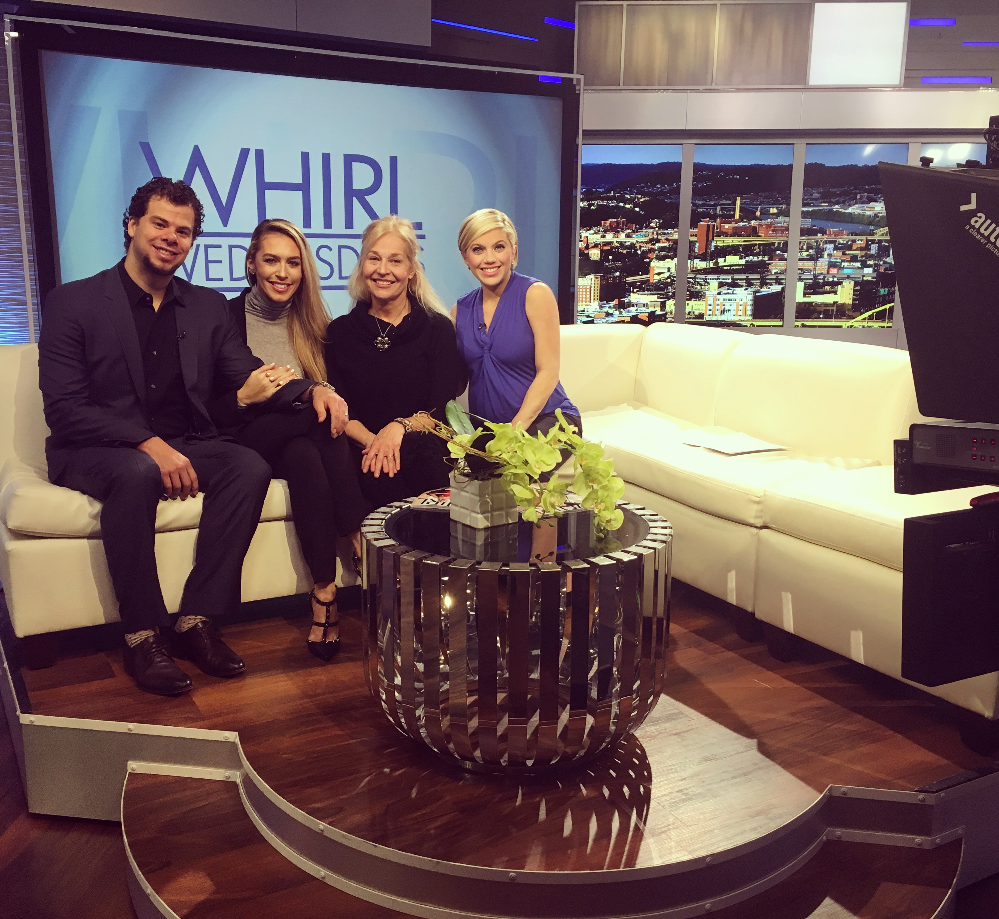 WHIRL Wednesday on Pittsburgh Today Live