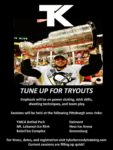 Tune Up For Tryouts Schedule